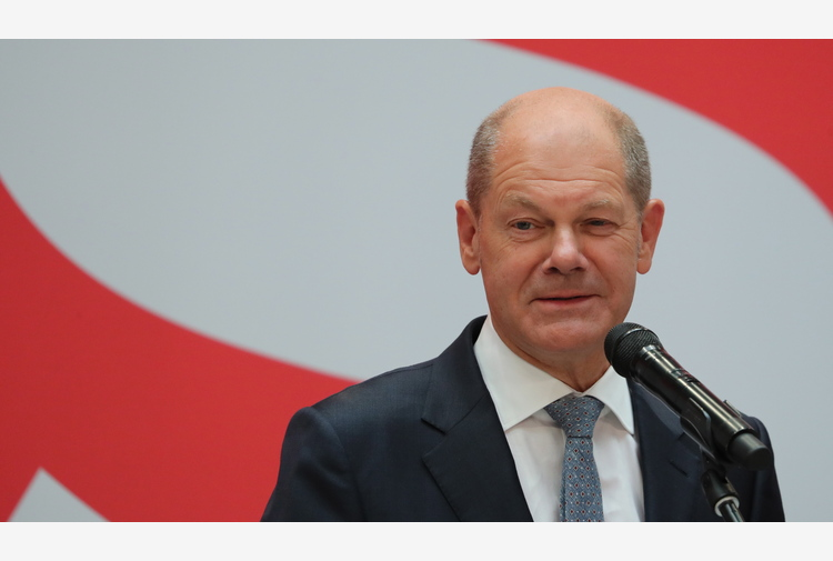 Scholz, nessuno deve cercare di dominare l'Ue