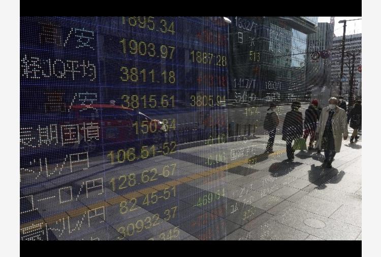 Borsa: Tokyo, apertura poco variata (+0,08%)