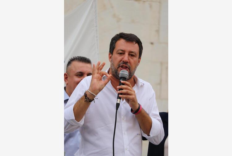 Germania: Salvini, voto sia insegnamento per c.destra italiano