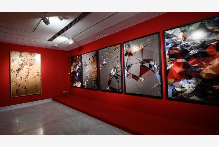 'Re-Coding', a Roma la mostra personale di Quayola