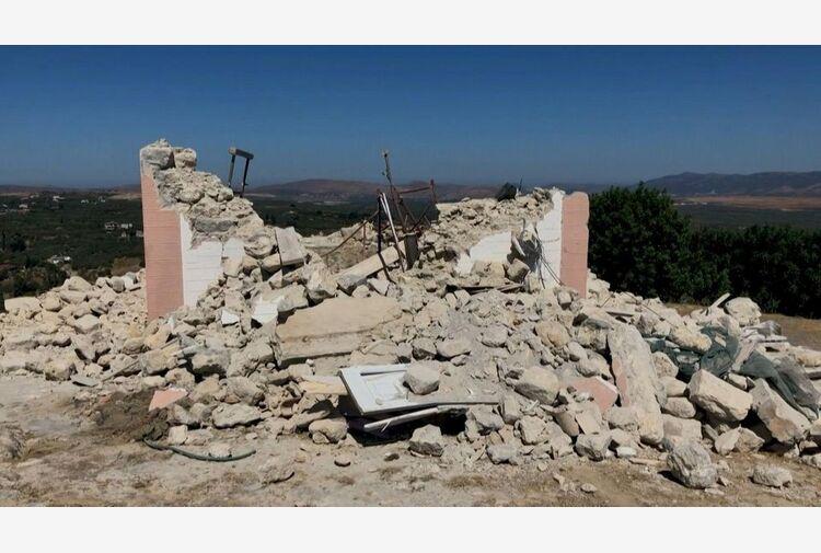 Nuove scosse di terremoto nella notte, premier Mitsotakis a Creta