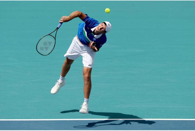 Nitto ATP Finals: il sorpasso di Hurkacz