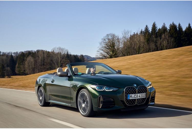 Al via nuove misure di aggiornamento dei modelli BMW