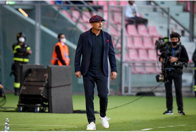Calcio: Mihajlovic 'Colpa mia se perdiamo, dispiace per Sabatini'
