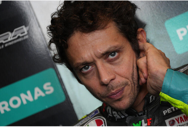 Valentino Rossi, 'in paranoia pensando al ritiro a Valencia'
