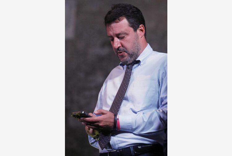 Fonti Lega: Salvini propone 'pacificazione' a nome tutto centrodestra