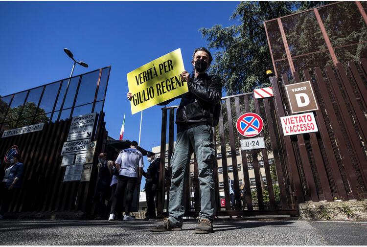 Regeni: domani al via processo per 007 egiziani