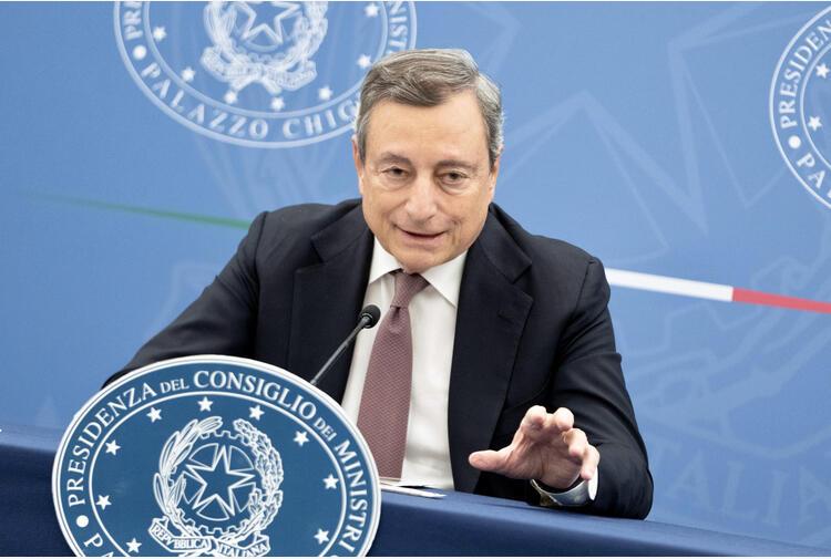 P.Chigi, Draghi ha discusso con Salvini di manovra e dl fisco