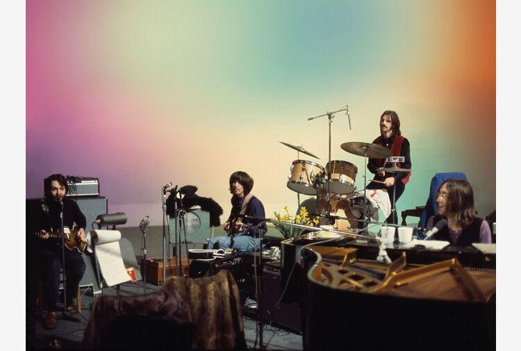 The Beatles: Get Back, tre giorni evento a novembre su Disney +