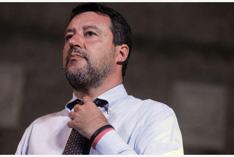 Covid, Salvini: obbligo vaccino non all'attenzione del Governo