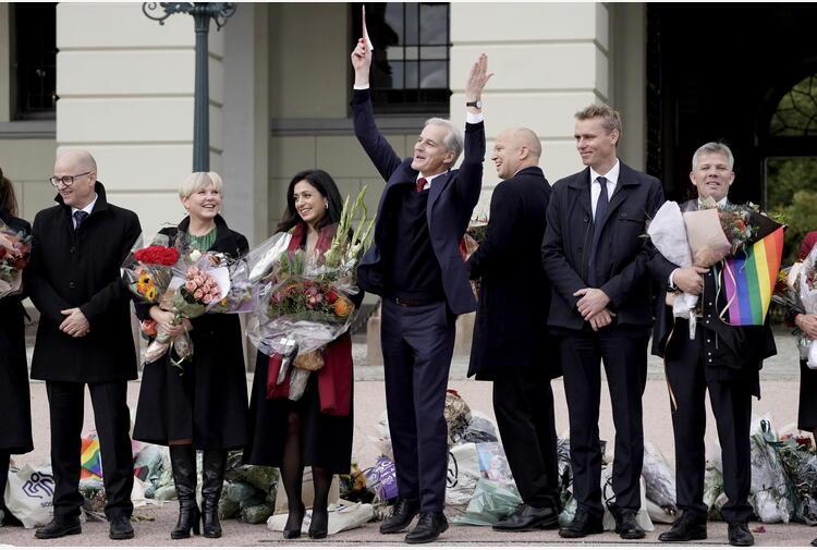Nuovo governo in Norvegia, ci sono anche sopravvissuti Utoya