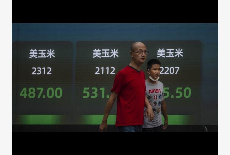 Borsa: Asia positiva malgrado prezzi produzione in Cina
