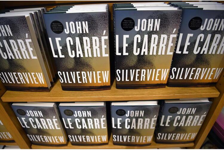 In Gb esce 'Silverview', romanzo postumo di Le Carré