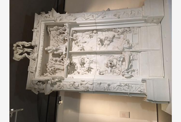 L'Inferno di Dante in mostra alle Scuderie da Rodin a Botticelli