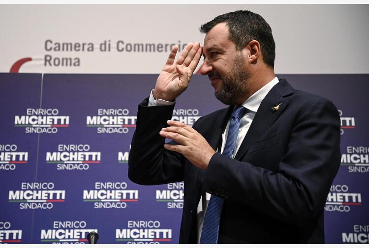 Green pass:Salvini,con i 'se' non si fa il ministro dell'Interno