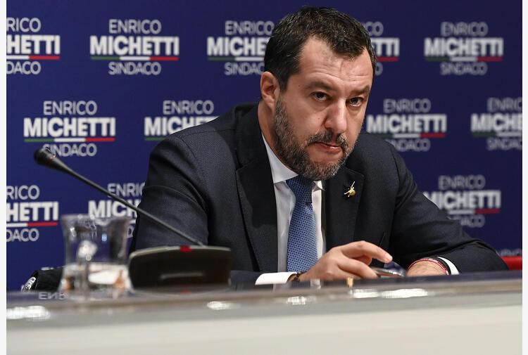 Rdc: Salvini,incentivo a furbetti,ne ho parlato con Draghi