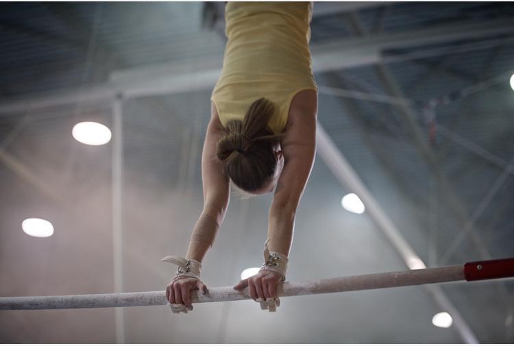 Olga, ginnasta tra due patrie a caccia dell'Oscar