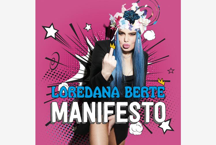 Loredana Bertè, il 5 novembre esce 'Manifesto'