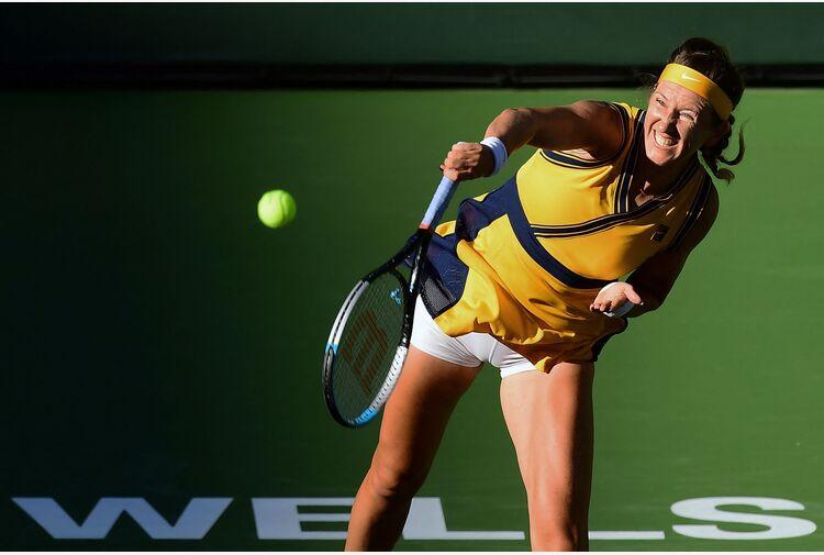 Ostapenko - Azarenka prima semifinale: si annuncia battaglia alle Sorgenti Indiane