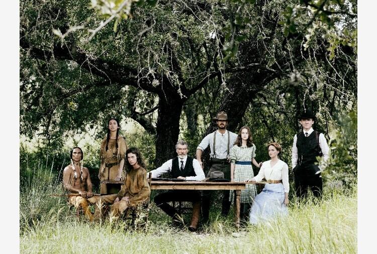 Su Sky Pierce Brosnan in 'The Son - Il Figlio'