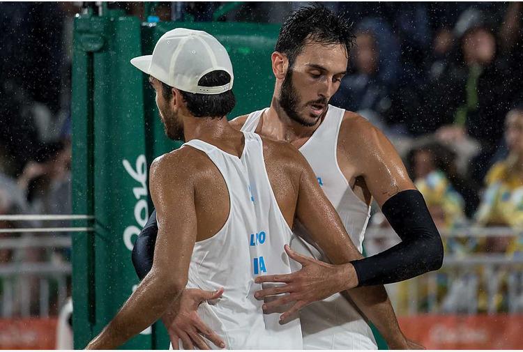 Lupo e Nicolai si separano: dopo 10 anni si divide la coppia più vincente del beach volley italiano