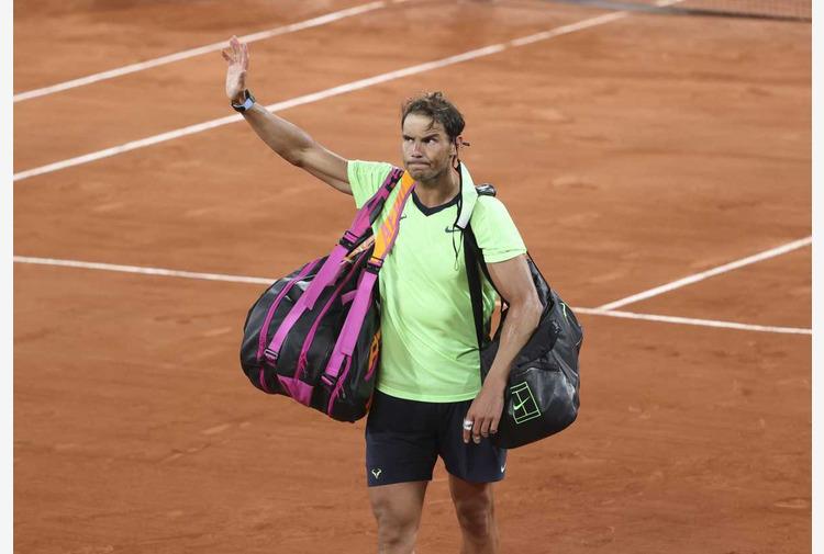 Tennis: Nadal 'Non so quando tornerò a giocare'